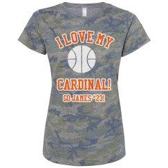 Basketball Girlfriend