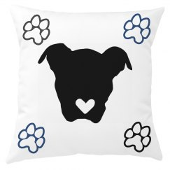 Puppy Pillow Cover