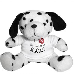 I Love My M.A.R.S. Dog