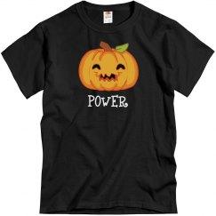 Pumpkin Spice Power Couple 1