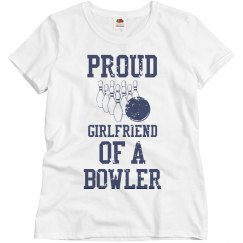 Proud girlfriend of a bowler