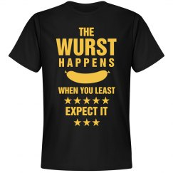 Expecting The Wurst