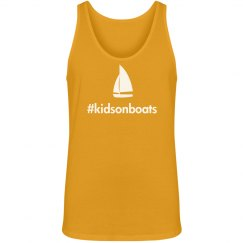 Kidsonboats, blue