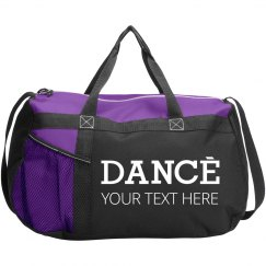 Personalized Text For Dance Class