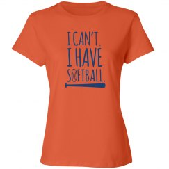 I Have Softball