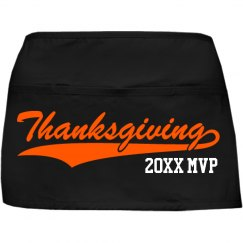 Thanksgiving Team Apron