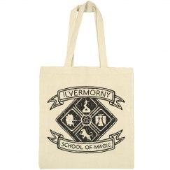 School of Magic Tote Bag Halloween