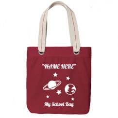 My school bag