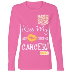 Ladies KMAC long sleeve t