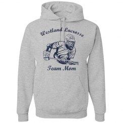 Westland Lacross Team Mom