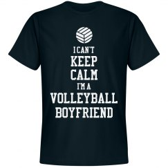 Keep Calm Volleyball Boyfriend