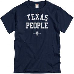 Texas people