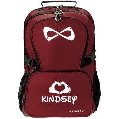 Cheer Fan Bag for Disney Trip