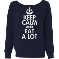Keep Calm And Eat