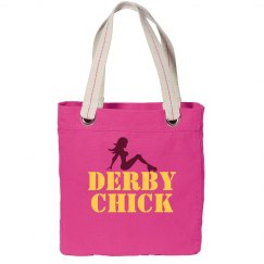 Derby Chick Tote
