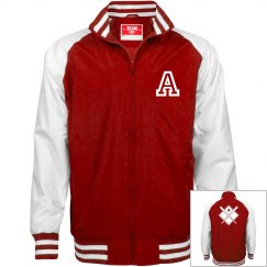 Custom Baseball Bomber Jacket