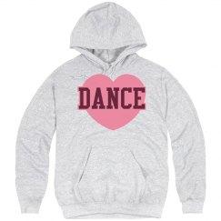 Dance Heart Hoodie