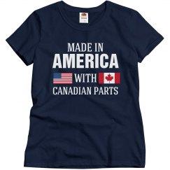 Canadian Parts