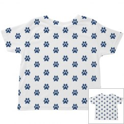 Animal Lover Toddler Print Tee