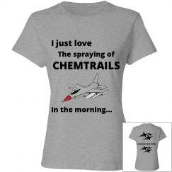 Chemtrail Spraying
