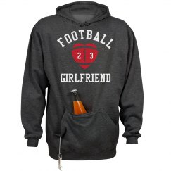 Tailgating Girlfriend