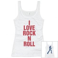 Vintage/Rock n Roll Elvis