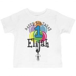 1 year old! Elijah