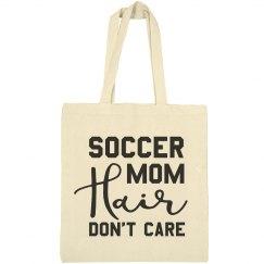 Soccer Mom Hair Don't Care Bag