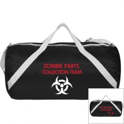 Zombie collection bag