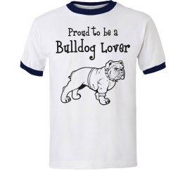 Proud Bulldog Lover
