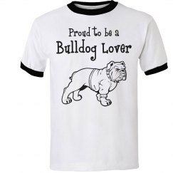 Proud Bulldog Lover