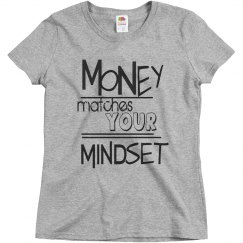 Attract Money T-Shirt