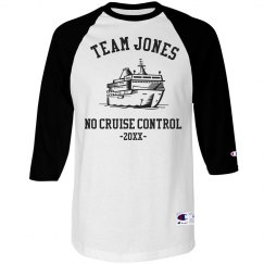 Team Jones Cruise