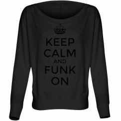 Keep Calm & Funk On