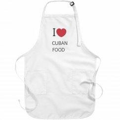 I LOVE CUBAN FOOD