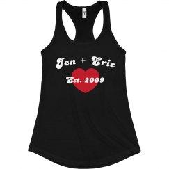 Jen + Eric 4 Ever!