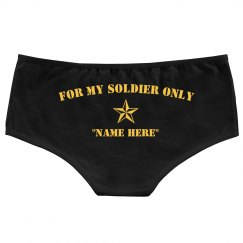 Belongs to My Soldier