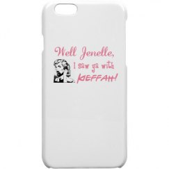 Well Jenelle Phone Case