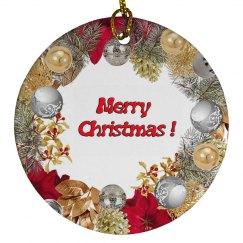 Festive Ornament