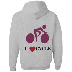 Sports Cycling Hoodie