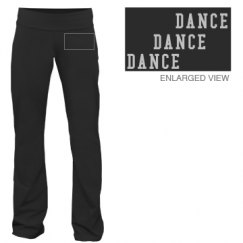 Dance Pants (Rhinestone)