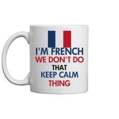 I'M FRENCH COFFEE