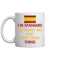 I'M SPANIARD COFFEE