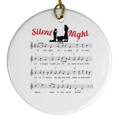 Silent Night Manger