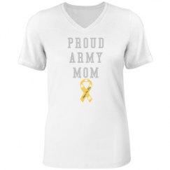 Proud Army Mom Stones