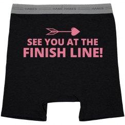 Finish This Cupid Run