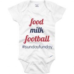 Sunday baby