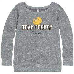 Team Turkey Sweatshirt