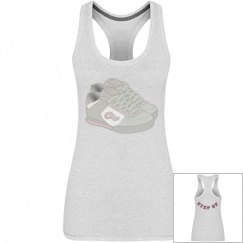 Step Up Racerback Top