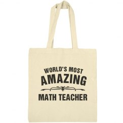Amazing Math Teacher